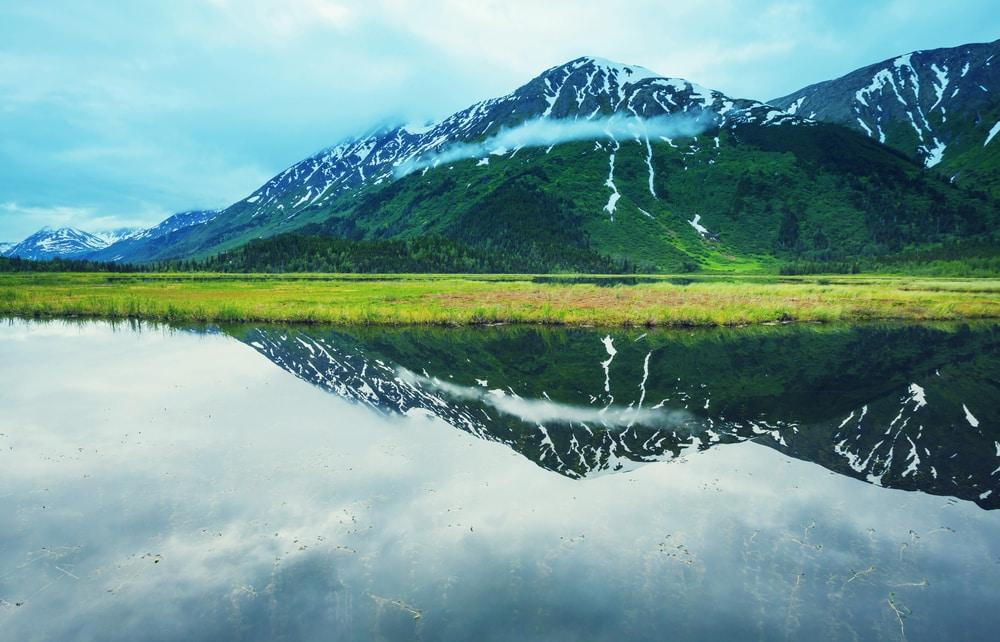 formas de llegar a Alaska