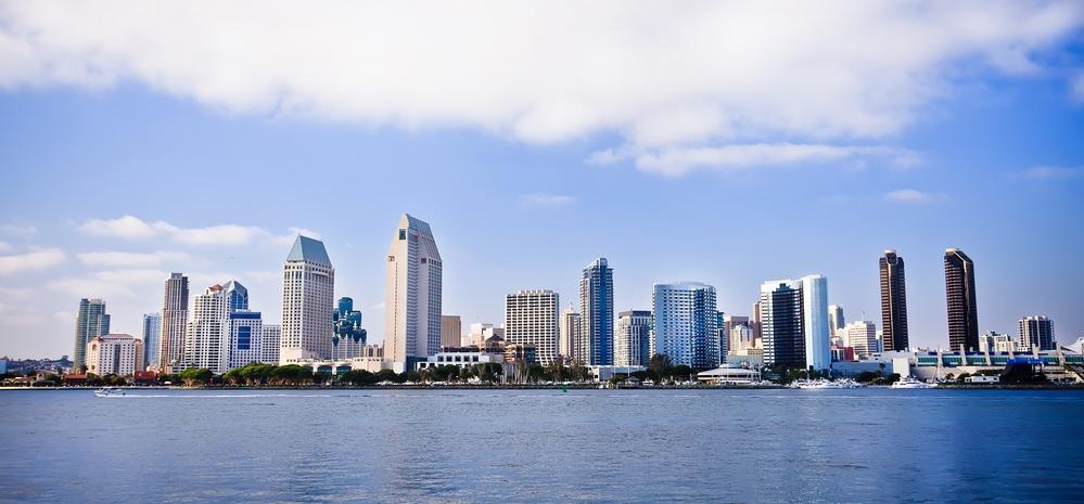 formas de moverse en San Diego