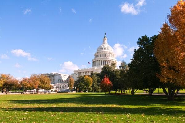 formas de moverse en Washington D.C