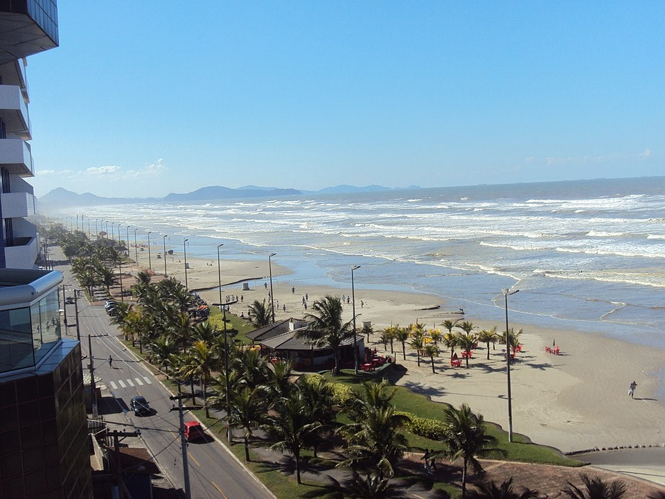 Playas De San Paulo