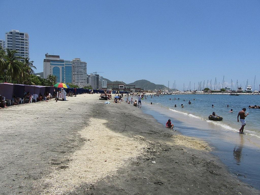 Playas De Santa Marta