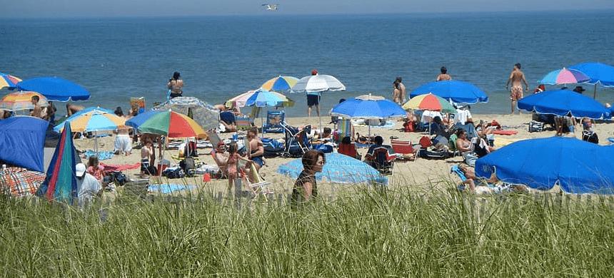 Playas De Delaware