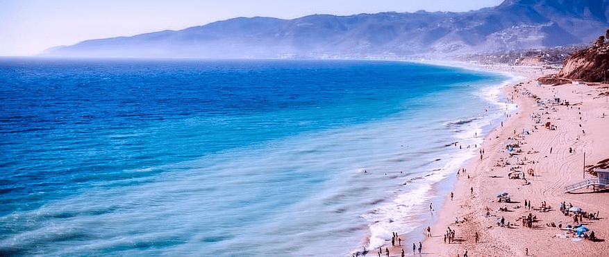 Playas De Malibú