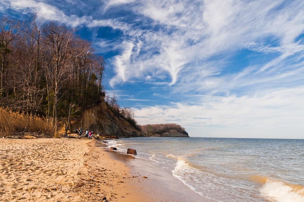 Playas De Maryland